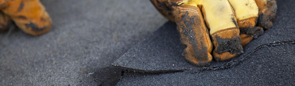 bitumen dak inspecteren